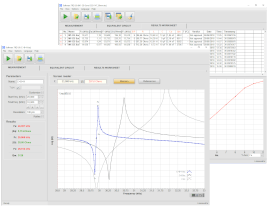 TRZ Horn Analyzer software converter curve